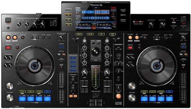 what is dj mixer
