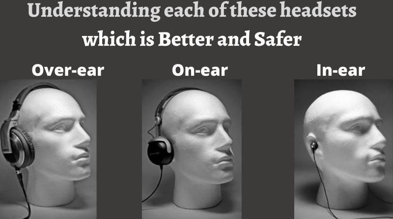 On-ear-vs-Over-ear-vs-In-ear-Headphones